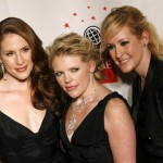 Best Country Album nominee Dixie Chicks 'Taking The Long Way'