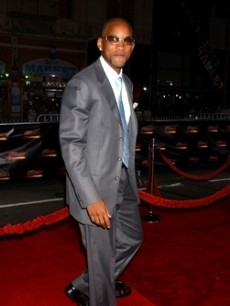 The tall, dark, handsome and of course, well dressed Will Smith