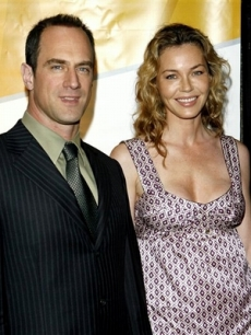 Christopher Meloni and Connie Nielsen