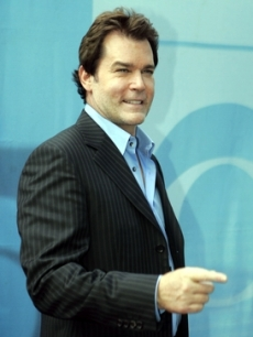 Ray Liotta at a CBS event