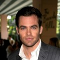 Chris Pine is a sight for sore eyes at the Hollywood Foreign Press Association's installation luncheon held at the Beverly Hills Hotel on August 11, 2009