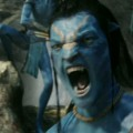 The Navi are ready to fight in 'Avatar'