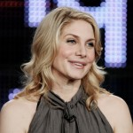 Elizabeth Mitchell talks &#8216;V&#8217; and &#8216;Lost&#8217; at ABC&#8217;s TCA panel in Pasadena on August 8, 2009
