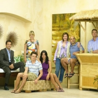 The cast of 'Cougar Town'
