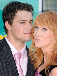 Levi Johnston and Kathy Griffin step out at the 2009 Teen Choice Awards held at Gibson Amphitheatre on August 9, 2009 in Universal City, California