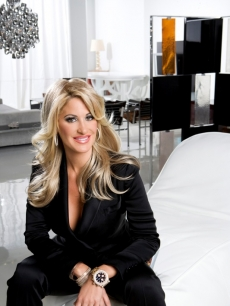Kim Zolciak of &#8216;Real Housewives of Atlanta&#8217;