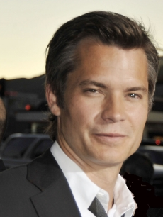 Timothy Olyphant on August 5, 2009