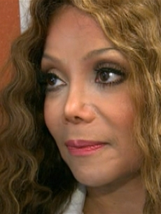 La Toya Jackson speaks with Access Hollywood in LA on Aug. 13, 2009