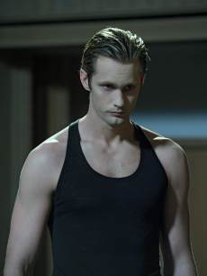 Alexander Skarsgard as vampire Eric Northman on HBO's 'True Blood'
