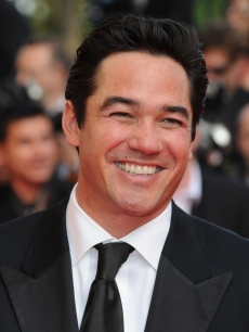 Dean Cain arrives at the Indiana Jones and The Kingdom of The Crystal Skull Premiere at the Palais des Festivals during the 61st International Cannes Film Festival on May 18 , 2008 in Cannes, France