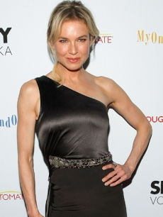 Renee Zellweger's 'My One And Only' NY Premiere