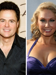 Donny Osmond and Kym Johnson are paired on Season 9 of 'Dancing With the Stars'