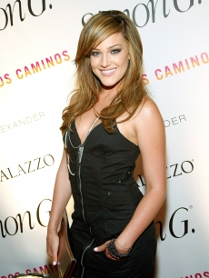 Lacey Schwimmer arrives at the Simon G. Jewelry 'Spring Bling' event benefiting the Lili Claire Foundation at The Palazzo Resort-Hotel-Casino, Las Vegas, May 30, 2009