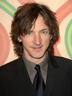 John Hawkes at HBO&#8217;s post-Golden Globe party on January 15, 2007