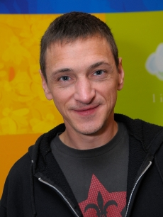 John Hawkes poses in January 2008