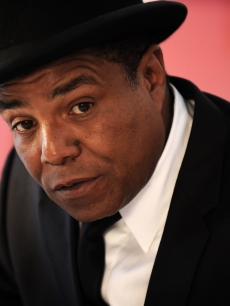 Tito Jackson, brother of the late singer Michael Jackson, attends a press conference at Novelli's Hotel, Marbella, Spain, July 21, 2009