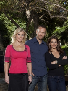 Alison Sweeney, Bob Harper and Jillian Michaels of the &#8216;Biggest Loser&#8217; 