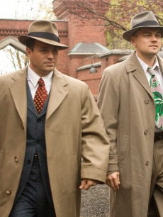 Mark Ruffalo and Leonardo DiCaprio in 'Shutter Island'