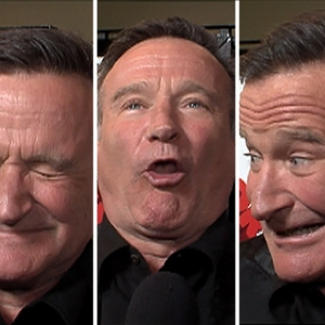 Robin Williams Goes Off On A Comedy Rant About Octomom (August 14, 2009)