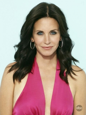 Courteney Cox  in 'Cougar Town'