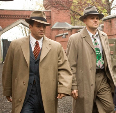 Mark Ruffalo and Leonardo DiCaprio in &#8216;Shutter Island&#8217;
