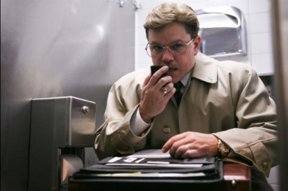 Matt Damon gained 30 pounds for his role in &#8216;The Informant!