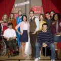 The cast of FOX's 'Glee'