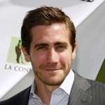 Jake Gyllenhaal arrives to the Los Angeles Conservation Corps Luncheon on March 19, 2008 in LA