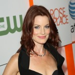Laura Leighton arrives at The CW's 'Melrose Place' premiere party, Los Angeles, Aug. 22, 2009