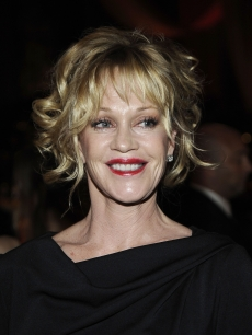 Melanie Griffith appears at the AFI Lifetime Achievement Award: A Tribute to Michael Douglas held at Sony Pictures Studios, Culver City, June 11, 2009