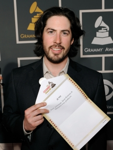 Jason Reitman arrives at the 51st Annual Grammy Awards held at the Staples Center in Los Angeles on February 8, 2009 