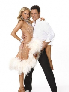 Kym Johnson, Donny Osmond