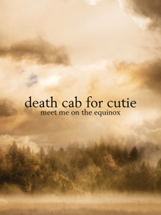 Death Cab for Cutie Single Artwork
