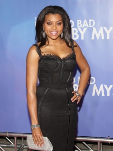 Taraji P. Henson attends the New York premiere of 'Tyler Perry's I Can Do Bad All By Myself' at the School of Visual Arts Theater on September 8, 2009 in New York City