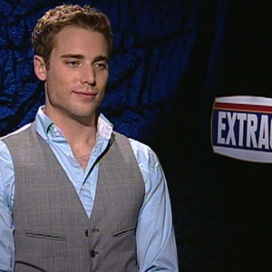 Dish Of Salt: Dustin Milligan - 'I Was So Intimidated'