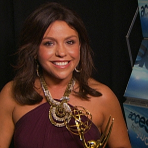 2009 Daytime Emmy Awards Backstage: Rachael Ray - I 'Feel Fantastic'