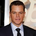 Matt Damon's 'The Informant!' Premiere, New York