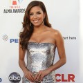 Eva Longoria Parker's Fun Night At 2009 ALMA Awards