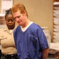 Redmond O'Neal appears in court on May 22, 2009 in Santa Clarita, California