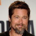 Brad Pitt attends 'Inglorious Basterds' premiere at Victoria Eugenia Theater during the 57th San Sebastian International Film Festival, Spain, September 18, 2009