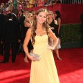 The lovely Jennifer Love Hewitt arrives at the 61st Primetime Emmy Awards held at the Nokia Theatre on September 20, 2009 in Los Angeles, California