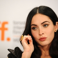 Megan Fox speaks onstage at the 'Jennifer's Body' press conference held at the Sutton Place Hotel on September 11, 2009 in Toronto, Canada