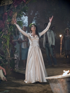 Michelle Forbes in a scene from 'True Blood' Season 2, 2009
