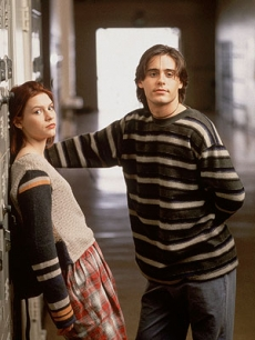 Claire Danes and Jared Leto in 'My So-Called Life'