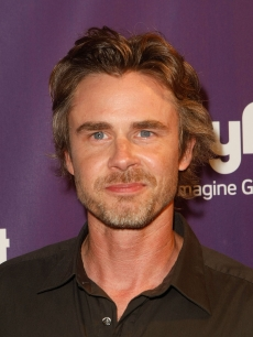 Sam Trammell attends a Syfy Party during Comic-Con 2009 held at Hotel Solamar, San Diego, July 25, 2009