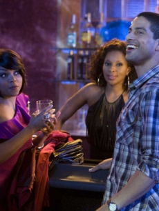 Taraji P. Henson, Mary J. Blige and Adam Rodriguez have a night out in 'Tyler Perry's I Can Do Bad All By Myself'