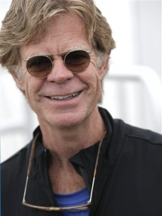 William H. Macy arrives at the Nautica Malibu Triathlon in Malibu, Calif. on September 13, 2009