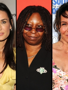Demi Moore/Whoopi Goldberg/Jennifer Grey
