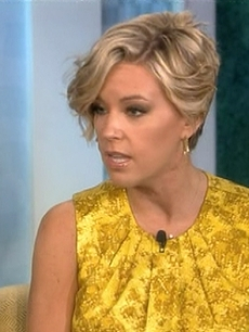 Kate Gosselin on &#8216;The View&#8217;