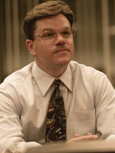 Matt Damon in &#8216;The Informant!&#8217;